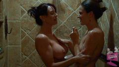 Elexis Monroe & Bibette Blanche in Lesbian Triangles #11, Scene #03