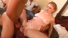 Hayley Rivers is a whore and her husband knows it!